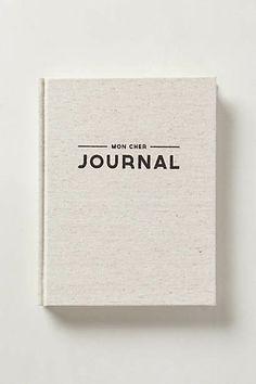 Mon Cher Journal