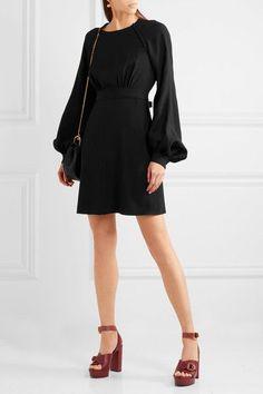 CHLOÉ Crepe stunning mini dress