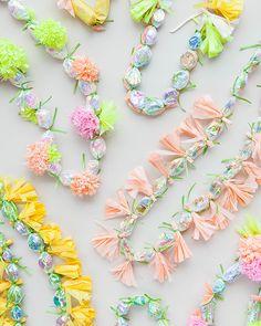 Modern Candy Leis |