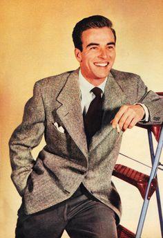 Montgomery Clift, 1951  XO