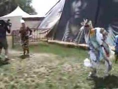 Rudy Youngblood Grass Dancing