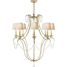 Montmarte Chandelier - CHC1554   MASTER BED (too big for dining room) Out of stock-coming in 9/13-ORDER!