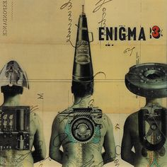 Enigma, love he´s music.