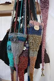 Image result for crocheted pixie bag
