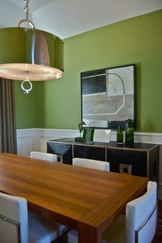 Paint colors on pinterest behr valspar and benjamin moore for Olive green dining room ideas