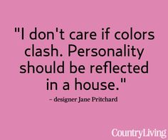 Color Quotes - Quotes of the Week | adored and pinned by Miller Paint