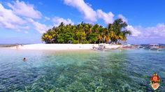Siargao is a tear-shaped tropical island at the South of the Philippines. Surrounded by reefs and white beaches. Popular to non-surfers as well.