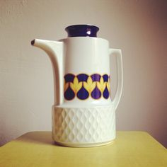 Tetera de porcelana alemana winterling bavaria
