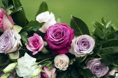 Garden Roses, Foliage, Wedding florals, Melbourne Florist