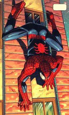 Spider-Man by John Romita Jr.