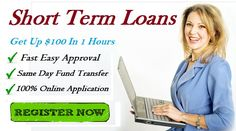 Major Points That Educate You Regarding Short Term Loans!