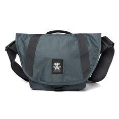 Crumpler Light Delight 4000 DSLR Photo Sling Shoulder Bag LD4000-010 Steel Grey #Crumpler