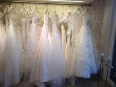 Oscar de la Renta boutique on Melrose. Bridal / Wedding gowns Los Angeles California