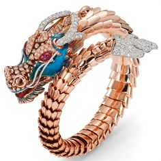 Roberto Coin Dragon Bracelet