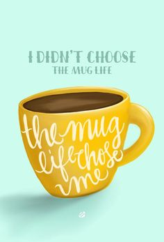 a mug of tea...can anything be so divine?