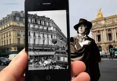 Must Have, App TravelbyArt - Discover the Paris of Famous Artists, designed by Beata Misiewicz, team: Wojciech Chojnacki, Paul Bargetto, Lucyna Olszewska, Barbara Grabowska, Zuzanna Stańska, Helena Cielecka, Anika Ochotnicka, produced by Ermellino, photo Łódź Design Festival 2015