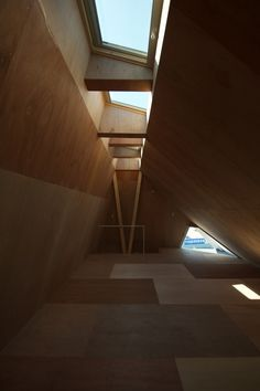 """Model Factory F by D.I.G Architects """"Location: Nagoya, Aichi Prefecture, Japan"""" 2010"""