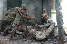 Anyone hear like military dioramas? - Bodybuilding.com Forums
