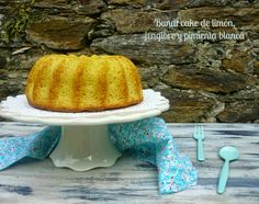 Bundt cake de limón, jengibre y pimienta blanca | Cocinar en casa es facilisimo.com