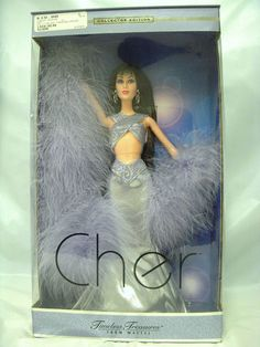 Cher collectible doll!