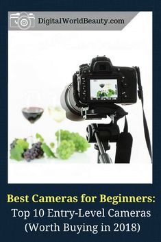 This article presents the best digital cameras for beginners that are worth buying in 2018. If you want to know what is the best camera for beginners, check out this list of top 10 entry-level cameras. Digital cameras under $1000 and digital cameras under $500 | #camera #cameras #digitalcameras #bestcameras #top10 #bestdigitalcameras #photography #photooftheday #POTD #picoftheday #toronto #canadian #new #newyork #nyc #newyorkcity #photographytips #pin #under500 #giftideas #cheap #lesbehonest