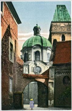 Zdjęcie numer 7 w galerii - Wrocław sprzed stu lat na pocztówkach Maxa Leipelta. Wiele z tych miejsc już nie istnieje [FOTO]