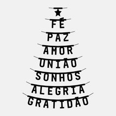 KIT BANNER DE LETRAS - ÁRVORE DE NATAL - LOJA PEQUENAS CAUSAS Christmas And New Year, Christmas Time, Merry Christmas, Cool Retail, New Years Party, Xmas Tree, Happy Holidays, Diy And Crafts, Christmas Decorations