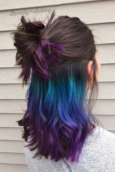 Rainbow Hair Color Ideas picture 1