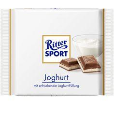RITTER SPORT Joghurt Schokolade