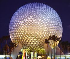 Most Romantic Disney Vacations: Walt Disney World: Epcot