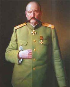 Генерал от инфантерии Н.Н. Юденич