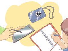 Imagen titulada Create a Pregnancy Journal Step 1