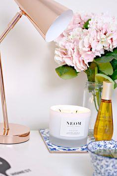 Easy Tips to Wake Up Prettier - Copper Lamp