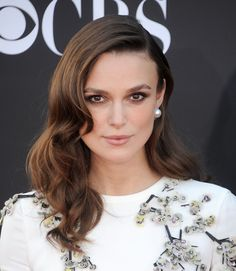 Keira Knightley's Chocolate Waves