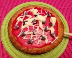 pizza cookies pops