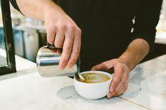 Garlic My Soul | Alfred Coffee #coffee #latte #morning