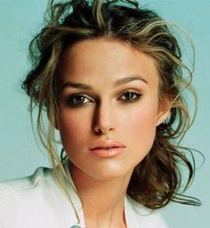 keira knightley brown eye makeup - Google Search
