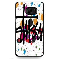 Stussy Art TATUM-10217 Samsung Phonecase Cover For Samsung Galaxy Note 7