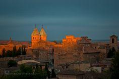Toledo Sunset   Flickr - Photo Sharing!