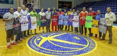 Entregan uniformes equipos participantes del Clásico Boyón Domínguez