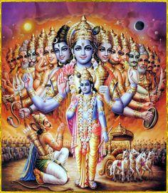 Rama & Hanumana