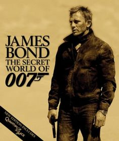 James Bond : the secret world of 007 / Alastair Dougall