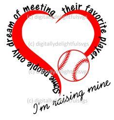 Some people only dream - baseball svg – Digitallydelightfulsvgs Baseball Shirts For Moms, Softball Shirts, Softball Mom, Baseball Mom, Volleyball, Football, Baseball Wreaths, Baseball Crafts, Baseball Party