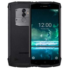Doogee Rugged Smartphone packs larger capacity battery and ROM. This waterproof Android phone handles anything you throw at it. Quad, Samsung Accessories, Cell Phone Accessories, Post Office, Smartphones For Sale, Smartphone Holder, Wi Fi, Software, Smartphone