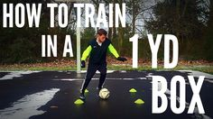 Full Soccer Training in a Tiny Box Top Soccer, Youth Soccer, Kids Soccer, Football Soccer, Soccer Tips, Volleyball Tips, Soccer Sports, Jordan Basketball, Alabama Football