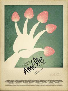 Amélie Poster - UrbanArts