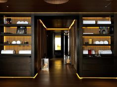 Numptia Luxury Yacht- Bedroom