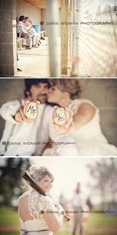 Baseball Wedding      DANA WIDMAN PHOTOGRAPHY