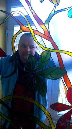 #glassatelier #pracownia witrazy # bydgoszcz