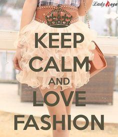 We <3 Fashion....do you?